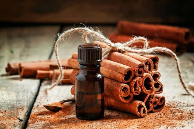 Benefits of cinnamon and cinnamon extract