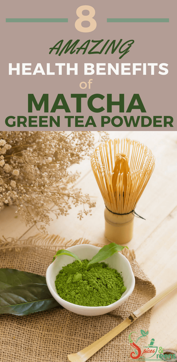 Matcha green tea powder benefits as a drink or as a facial mask, including weightloss and other healthy benefits. #matcha #matchagreentea #matchaweightloss #matchagreenteapowder