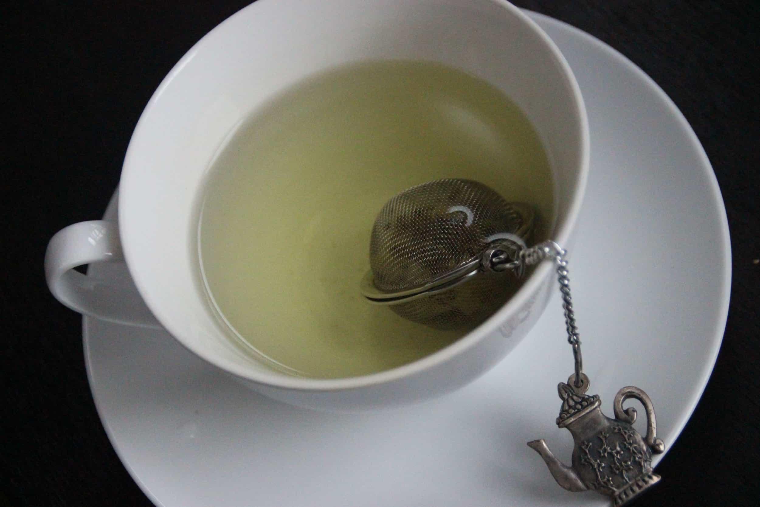 cumin ginger tea