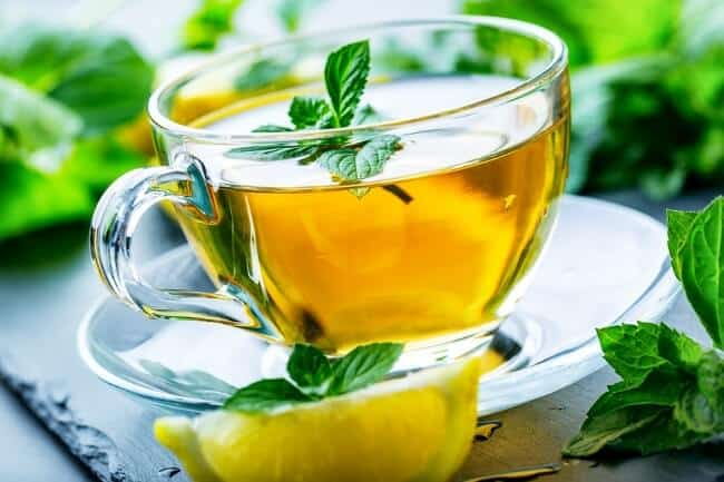 Teas for weight loss - herbal tea