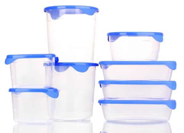 Safe food storage containers - safe plastic use guide