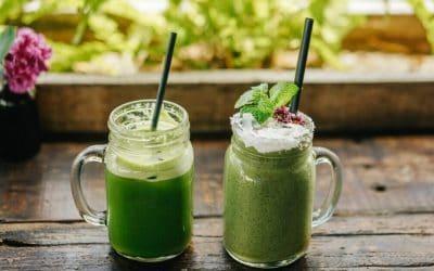 Top 20 Green Smoothie Benefits