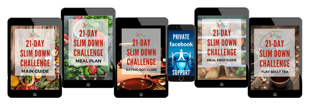 21-Day Slim Down Challenge