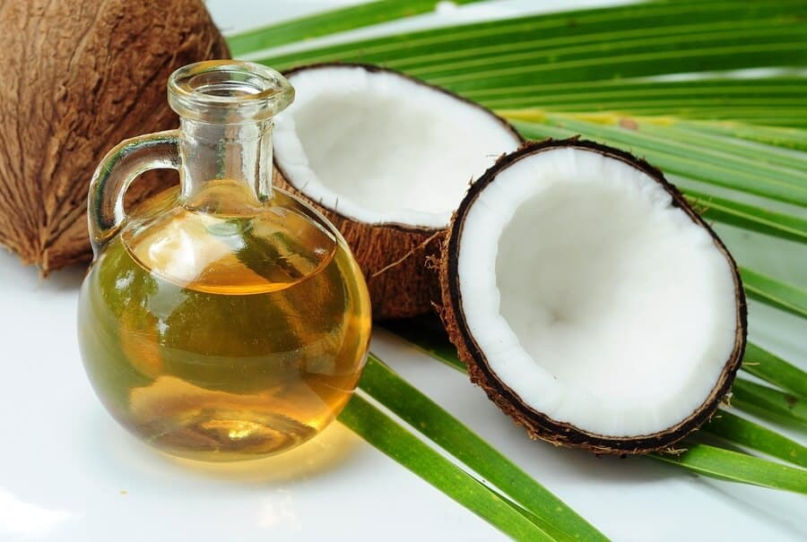 belly fat burning foods - coconut oil