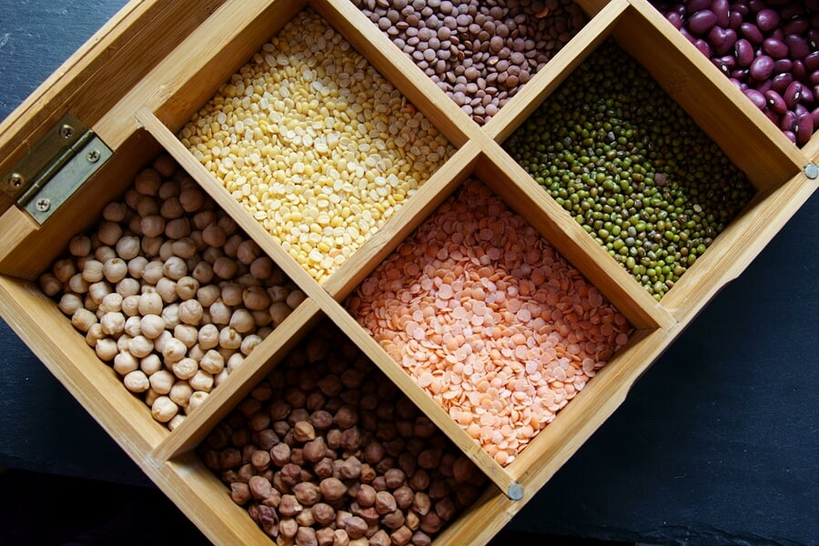 belly fat burning foods - pulses
