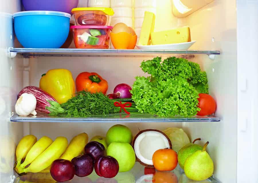 clean eating for beginner - clean frig