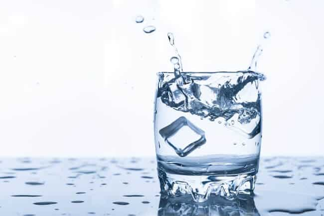 Lose Weight By Drinking Water - Ice Water