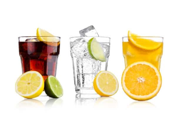 Lose Weight By Drinking Water - Replace Soda