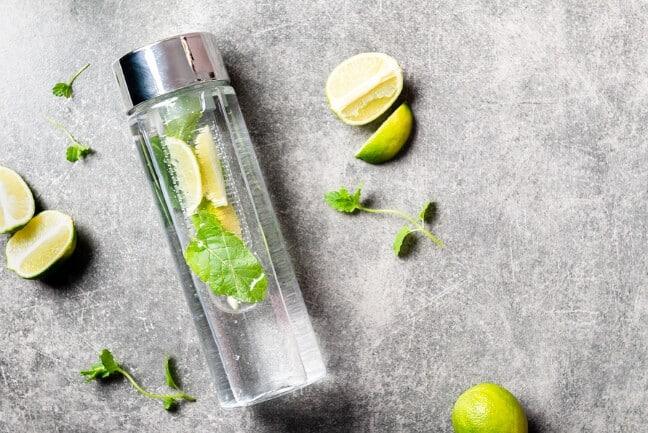 Healthiest Sparkling Water - DIY