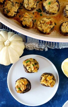 Make ahead thanksgiving appetizer - Make Ahead Stuffed Mushrooms Recipe
