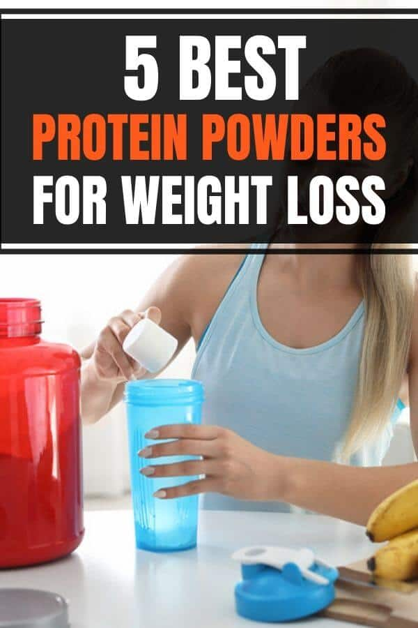Tips on the best protein powder for weight loss for women. If you think that protein powder is only used for weightgain and muscle building for workout junkies, think again. Protein powder is a natural fat burner. Includes recommendations on healthy, organic protein powders that perfectly complements your diet whether it's keto, low carb or vegan. #protein #womenshealth #proteinpowder #loseweight #health #supplement #naturalproducts