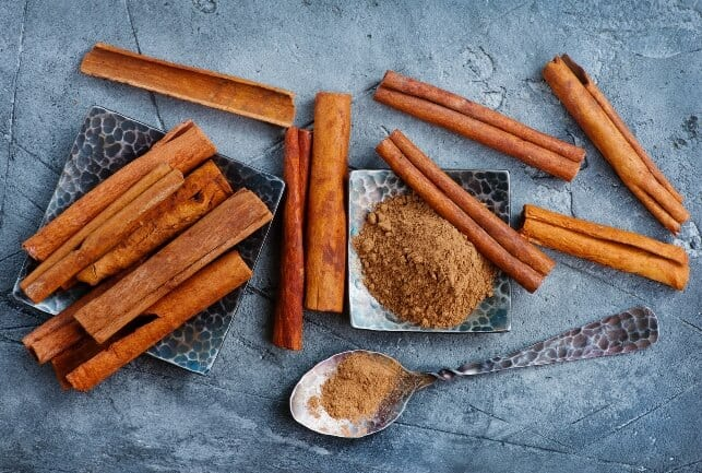 How to quit sugar - cinnamon