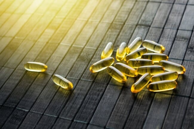 Best supplements for gut health - vitamin D