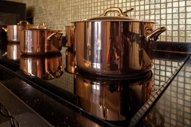 Best non toxic cookware - copper
