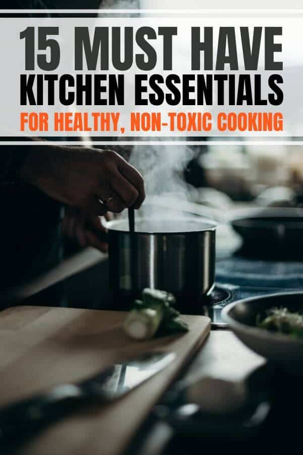 15 Must Have kitchen essentials list - the minimal tools checklist for every kitchen. You can find the perfect gift ideas for the home chefs in your life.