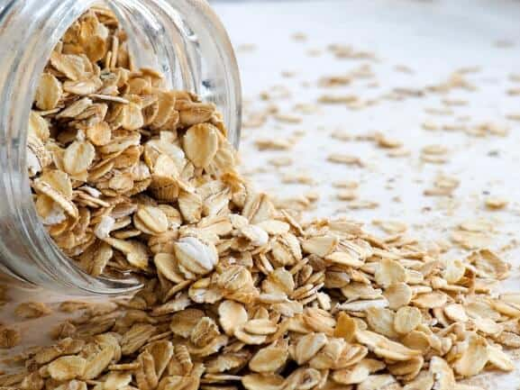 Healthy pantry - oats