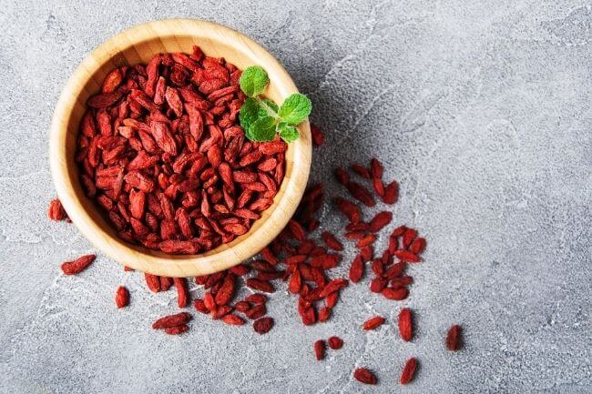 Best superfood powders for weight loss - goji