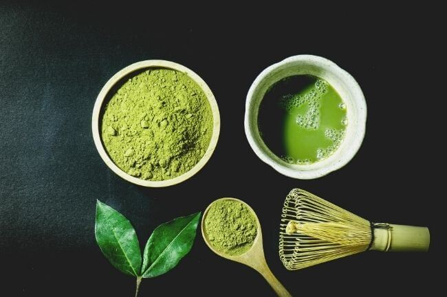 best superfood powders for weight loss - matcha