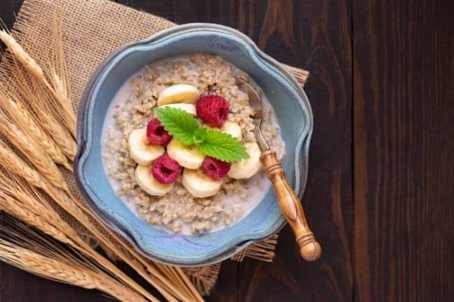 Immunity boosting foods for kids - oats