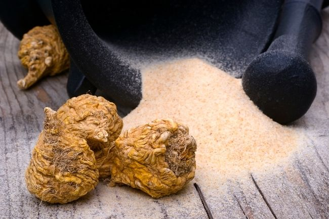 superfoods for immune system - maca
