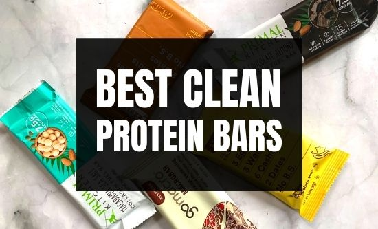 Best Clean Protein Bars