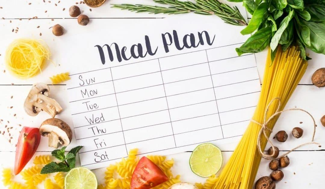 Meal Planning for Beginners: A Step-By-Step How To Guide