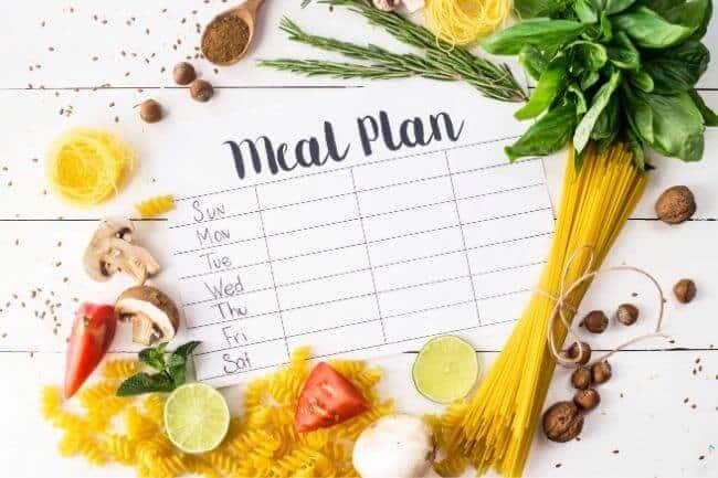 Meal Planning for Beginners x433