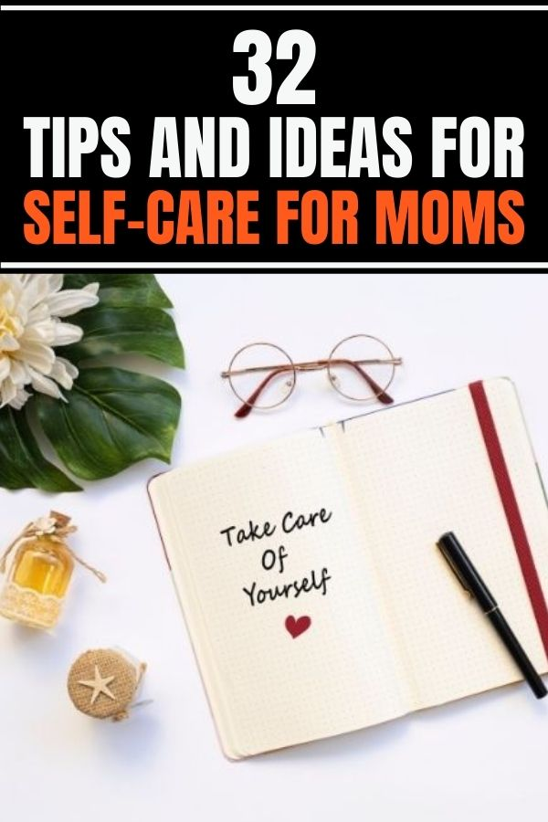 Holistic self-care ideas and tips for busy moms to help them stay sane.